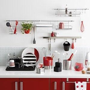cuisine quip e am nagement cuisine et kitchenette leroy merlin. Black Bedroom Furniture Sets. Home Design Ideas