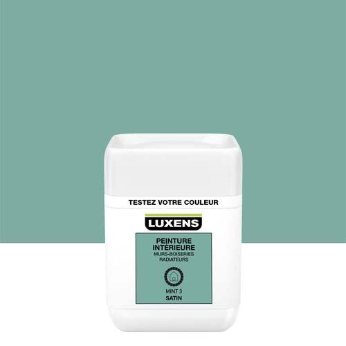 Testeur / mini dose pour tester les couleurs