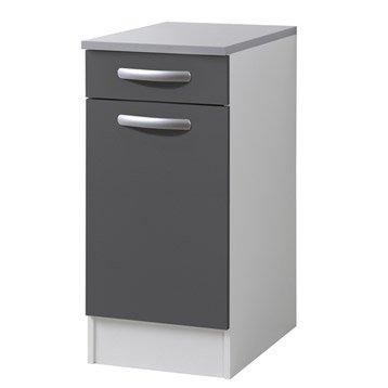 Meuble de cuisine 1er prix spring meuble haut bas et for Meuble 40x60