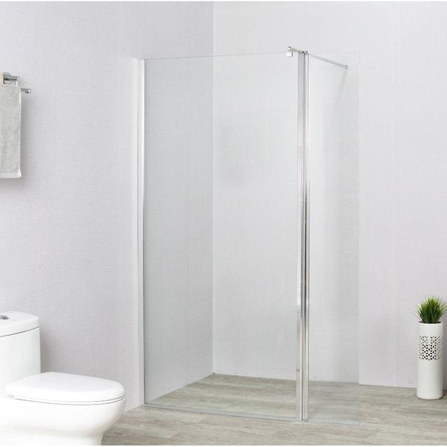 une salle de bains optimis e et raffin e leroy merlin. Black Bedroom Furniture Sets. Home Design Ideas
