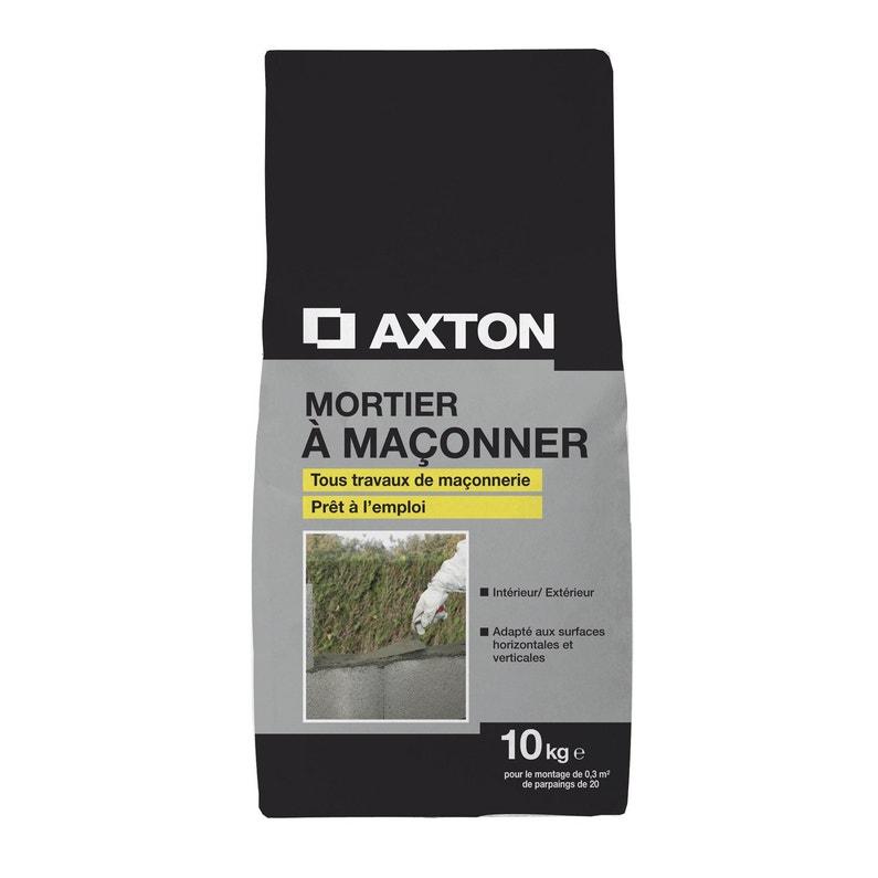 Mortier Axton 10 Kg