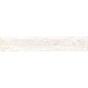 Lot de 2 plinthes Cuba blanc, l.10 x L.60.4 cm