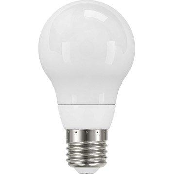 Ampoule standard led 4 5w lexman e27 lumi re chaude env - Ampoule lumiere du jour leroy merlin ...