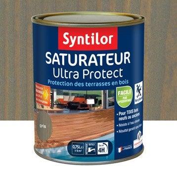 Saturateur SYNTILOR Ultra protec 0.75 l, gris