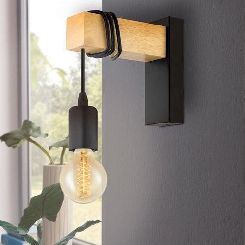 Luminaire int rieur luminaire design leroy merlin - Comment accrocher un abat jour au plafond ...