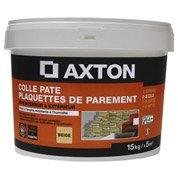 Colle en pâte Prêt à l'emploi pour plaquette de parement mur, 15 kg beige