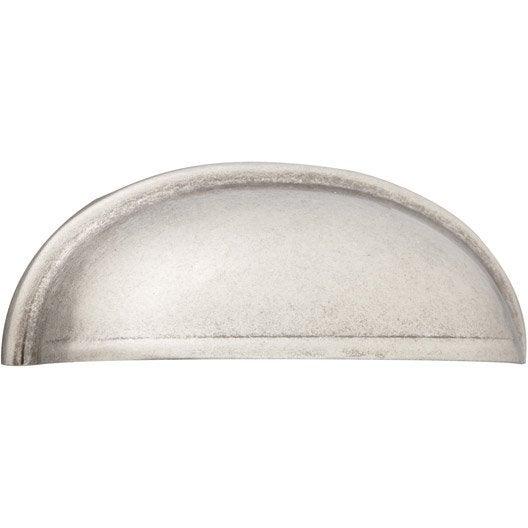 Bouton et poign e de meuble poign e porte de cuisine bouton tiroir lero - Poignet de porte leroy merlin ...