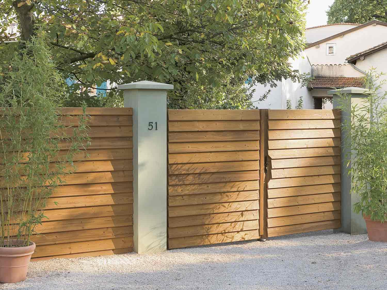 Bien choisir son portail leroy merlin - Arche de jardin leroy merlin ...
