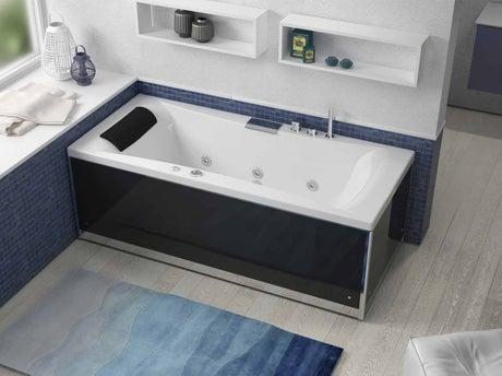 comment choisir son tablier de baignoire leroy merlin. Black Bedroom Furniture Sets. Home Design Ideas