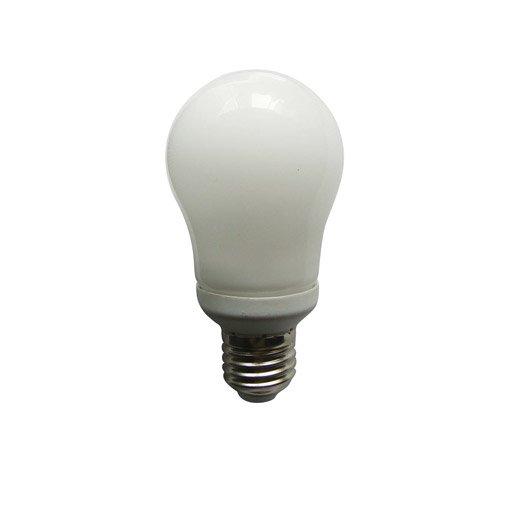 Ampoule standard fluorescente 14w 741lm quiv 60w e27 - Ampoule lumiere du jour leroy merlin ...