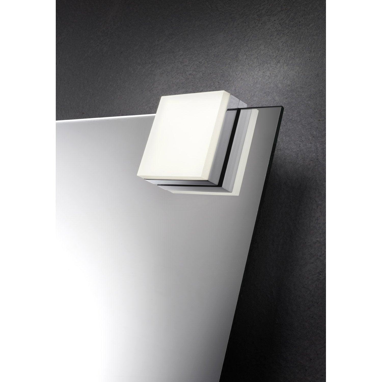 spot a fixer sur miroir glow led 1 x 5 w led integree blanc froid Résultat Supérieur 17 Beau Miroir Prise Integree Photographie 2017 Kjs7