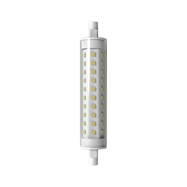 Ampoule Tube Led 9w Equiv 75w R7s 118mm 4000k Lexman Leroy Merlin