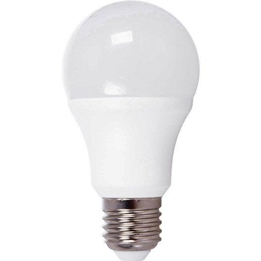 ampoule standard led blanc chaud blanc froid 8 5w 806lm quiv 60w e27 lexman leroy merlin. Black Bedroom Furniture Sets. Home Design Ideas