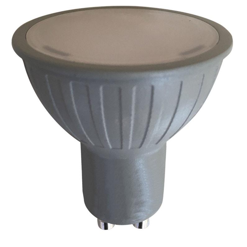 Ampoule Réflecteur Led Blanc Chaud Blanc Froid 7w 806lm équiv 50w Gu10 Lexman