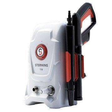 Nettoyeur haute pression électrique STERWINS Compact 110 bars, 110 bar(s), 360 l