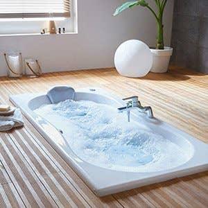 Salle de bains leroy merlin for Baignoire leroy merlin salle bain