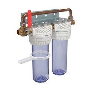 Traitement de l 39 eau et adoucisseur chauffage plomberie for Adoucisseur co2 leroy merlin