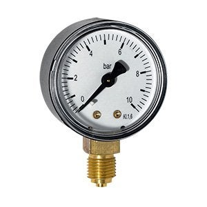 Régulation de la pression de l'eau