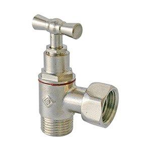 Equipement wc et accessoires de robinet chauffage - Robinet d arret wc ...