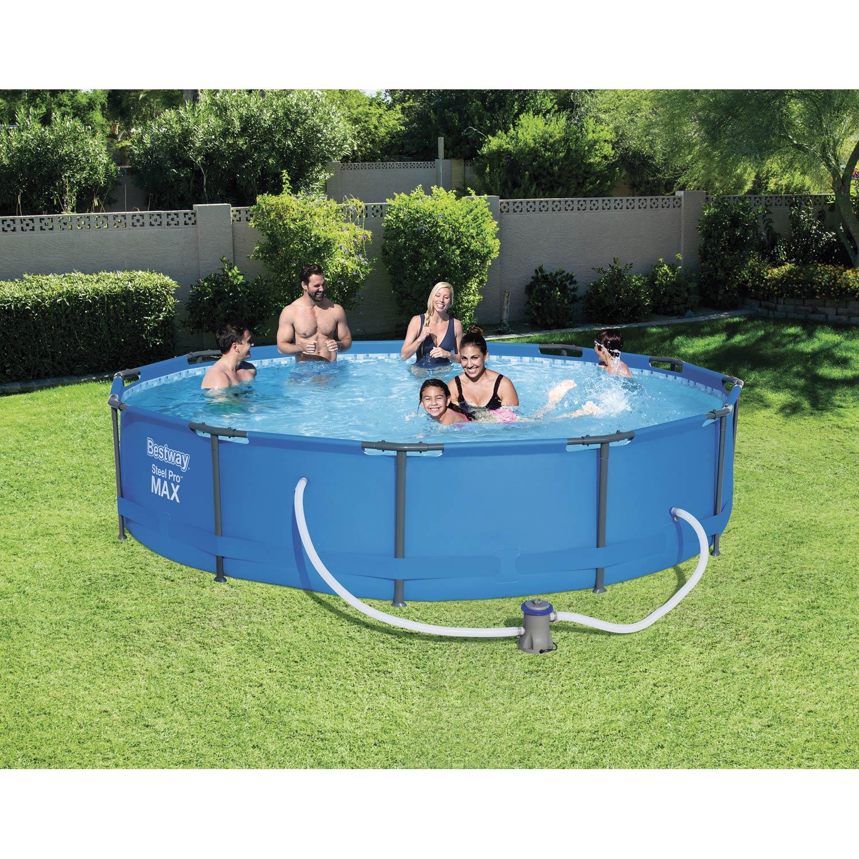 piscine tubulaire 56681 bestway diam m x h m. Black Bedroom Furniture Sets. Home Design Ideas