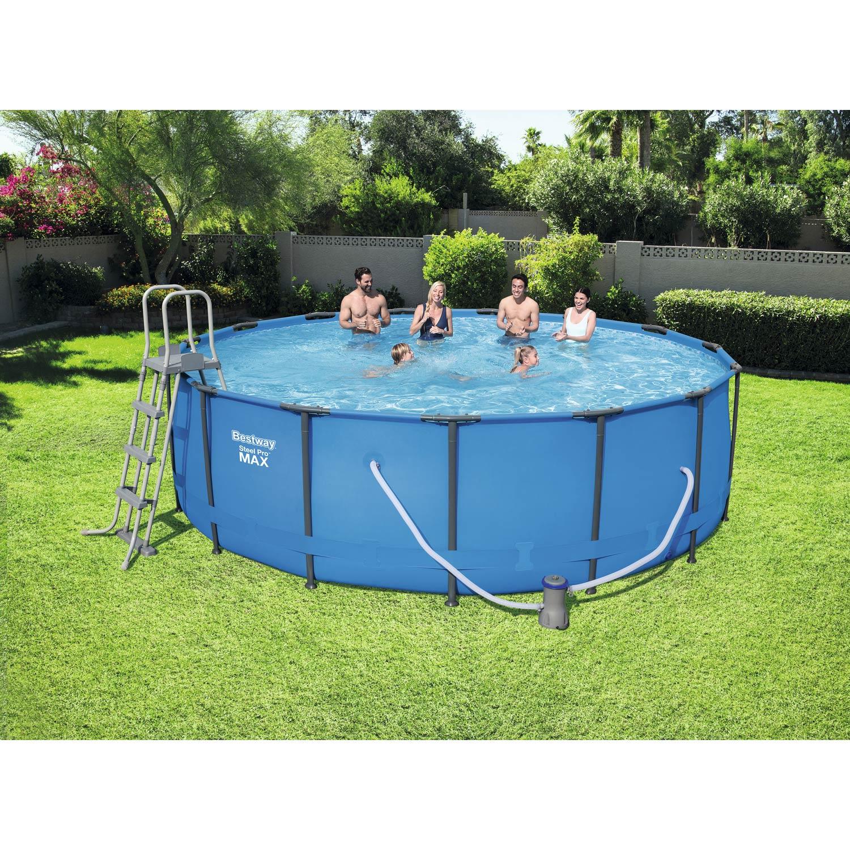 piscine tubulaire pro max – 4.57 x 1.22 m