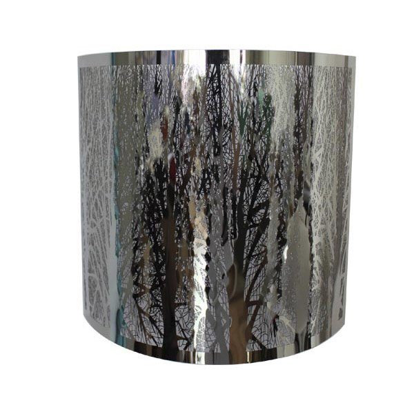 Applique, design e14 Forest métal Chromé, 1 INSPIRE | Leroy Merlin