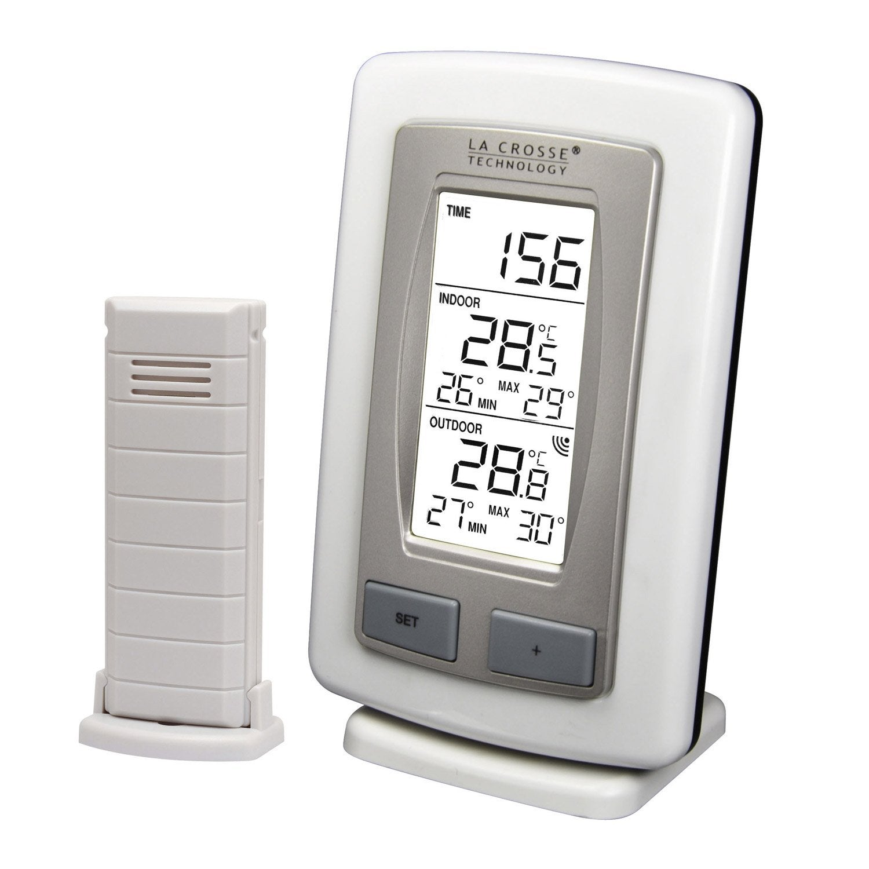 Station de température intérieur   extérieur, LA CROSSE TECHNOLOGY, WS9245 90026b3f96e9