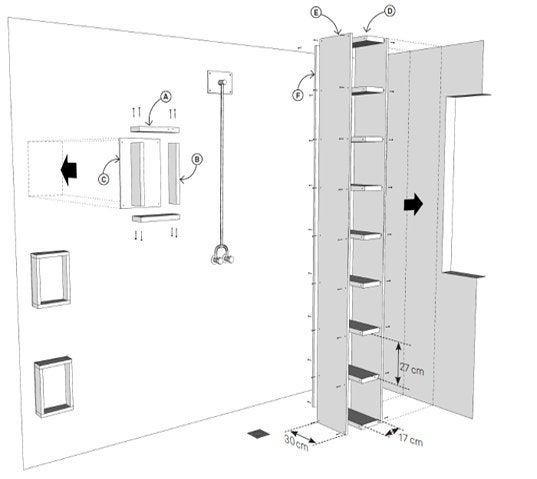 Comment r aliser une douche en courbe leroy merlin - Comment fixer une colonne de douche ...