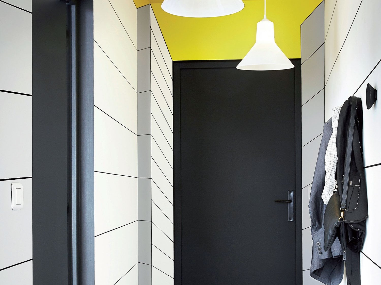 d corer des murs en trompe l il leroy merlin. Black Bedroom Furniture Sets. Home Design Ideas