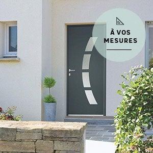 Menuiserie ext rieure fen tre porte d 39 entr e store - Volet pour porte d entree ...