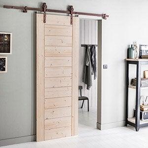 Cloison Style Atelier Leroy Merlin Stunning Porte Galandage Leroy - Porte style atelier