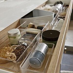accessoires et miroirs de salle de bains leroy merlin