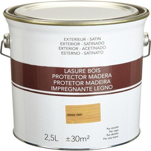 Lasure et vernis ext rieur bois peinture lasure et for Peinture bombe bois vernis