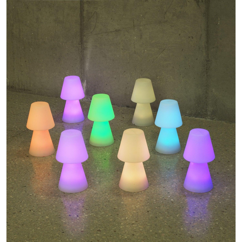 lampe a poser qui change de couleur
