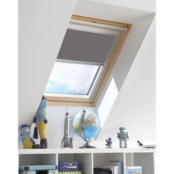 store velux volet roulant velux volet roulant solaire velux leroy merlin. Black Bedroom Furniture Sets. Home Design Ideas