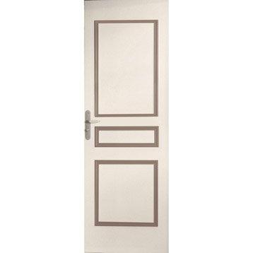 Porte int rieur et bloc porte menuiserie int rieure for Decoration porte isoplane