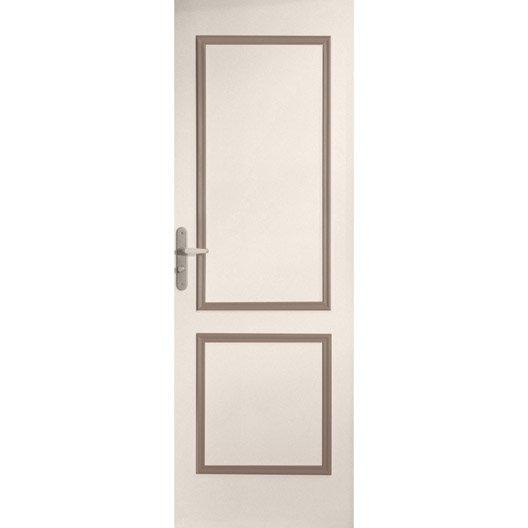 Accessoires porte int rieure d cor de porte plinthe for Decoration habillage porte