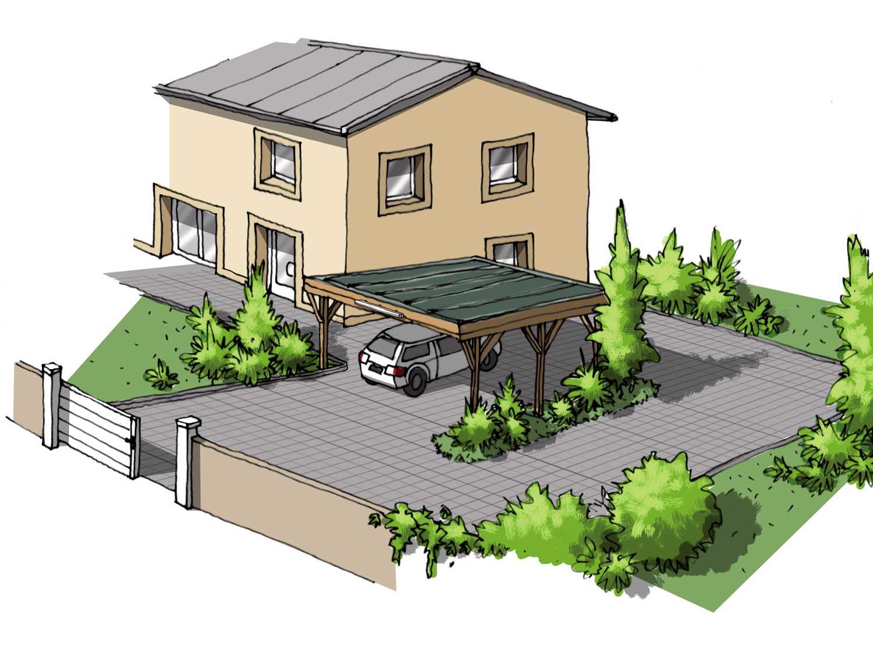 5 idées pour aménager les abords de la maison