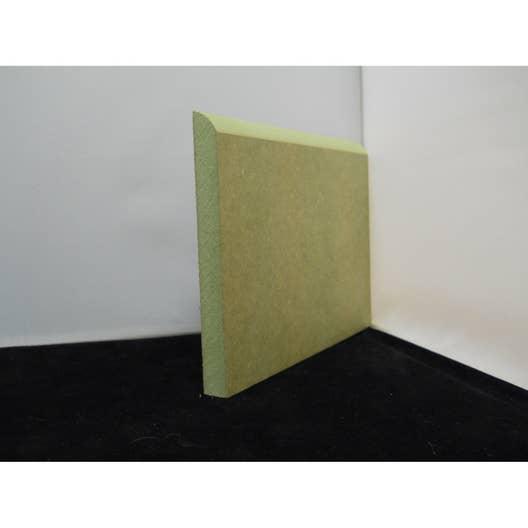 Devis Salle De Bain Exemple ~ Plinthe M Dium Mdf R Versible Hydrofuge 16 X 150 Mm L 2 44 M