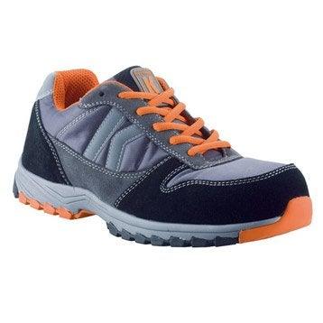 Chaussures de sécurité basses KAPRIOL Derby, coloris grise T43