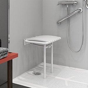 accessibilit et s curit de la salle de bains salle de bains leroy merlin. Black Bedroom Furniture Sets. Home Design Ideas