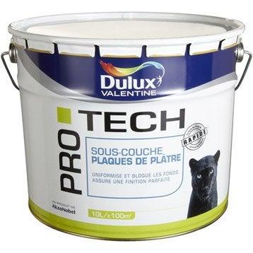 Sous-couche plaque de plâtre Protech DULUX VALENTINE, 10 L