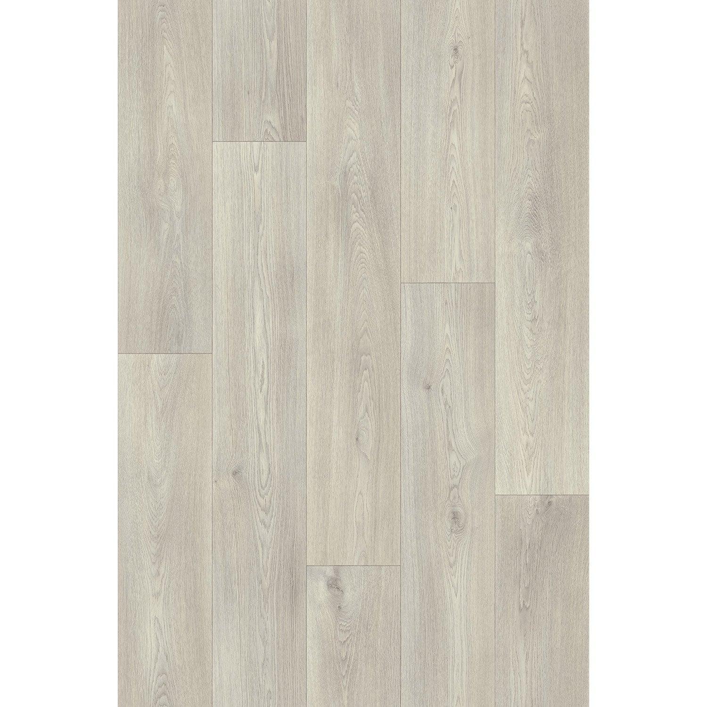 sol pvc sherwood bois blanchi fdh, 4 m | leroy merlin