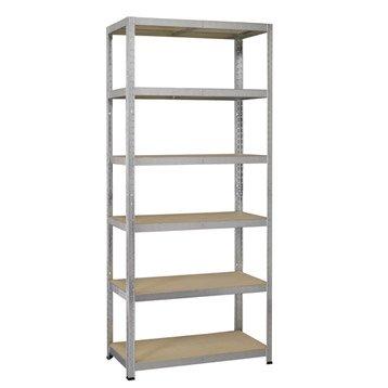 Etag re et armoire utilitaire etag re et rangement - Cremaillere etagere leroy merlin ...