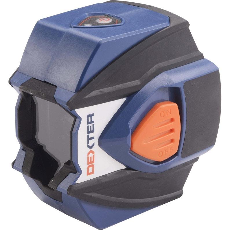 Niveau Laser Croix Automatique Dexter Dl3