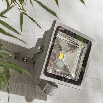 Projecteur Ext Rieur Eclairage Jardin Leroy Merlin
