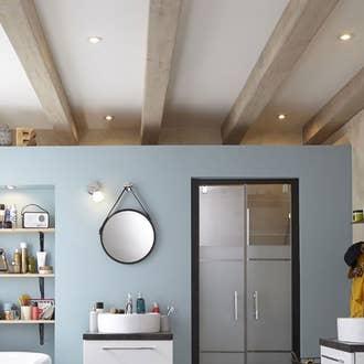 bois tablette tag re tasseau moulure planche bois agglom r m lamin osb leroy merlin. Black Bedroom Furniture Sets. Home Design Ideas