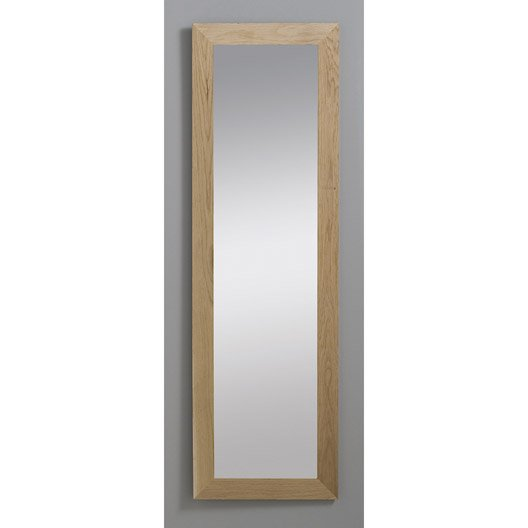 Miroir nakato inspire ch ne 30x120 cm leroy merlin - Carrelette leroy merlin ...