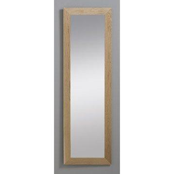 Miroir stickers cadre miroir et affiche leroy merlin for Miroir 40x140