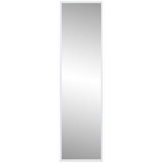 miroir lario inspire blanc x cm leroy merlin. Black Bedroom Furniture Sets. Home Design Ideas